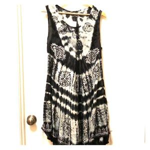 Dresses & Skirts - Tie Dye Dress 🌴🌴